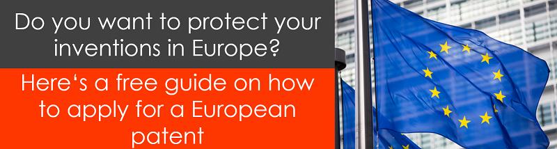EU Patent Guide