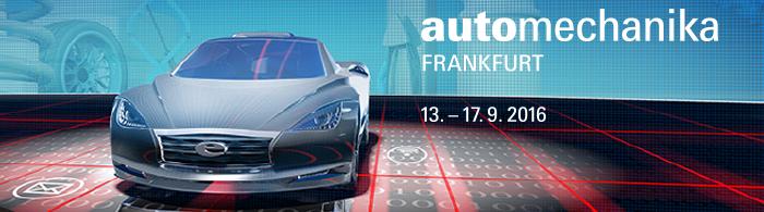 Coverphoto der Automechanika 2016 in Frankfurt am Main