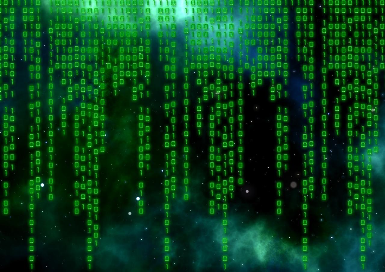 Matrix-Numbers-Pixabay