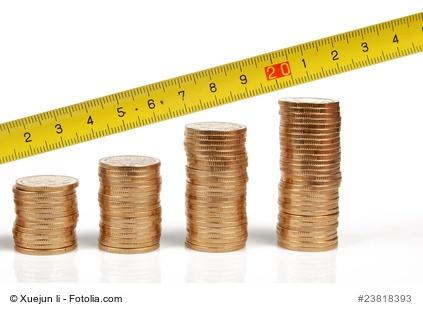 Steigende Kosten bei der Patentanmeldung