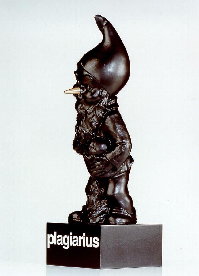 Plagiarius-Zwerg-Auszeichnung