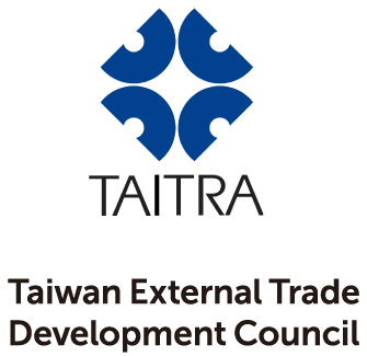 Official Logo from Taiwan External Trade Development Council (TAITRA)