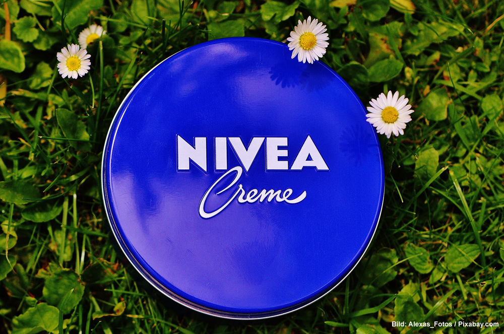 Nivea blue confirmed as colour mark brand