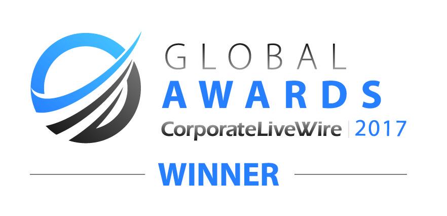 Corp Livewire Global Winner Logo 2017