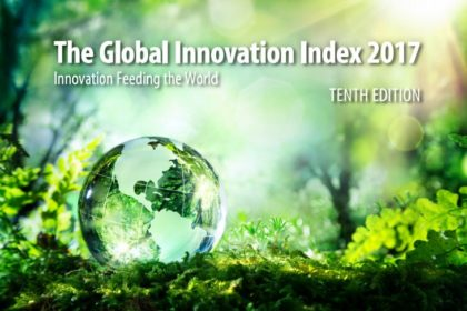 Global Innovation Index 2017: Switzerland #1, Netherlands strong growth