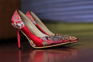 designed shoe