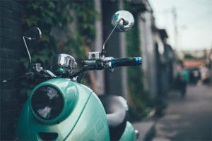 Italienischer Roller
