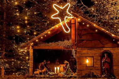 Schutz und eine Herberge ist nicht nur zur Weihnachtszeit schwierig