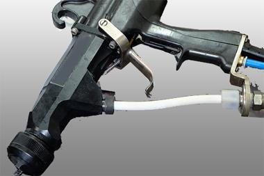 design of a spray-gun
