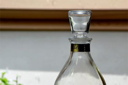 Positionsmarke Flaschenverschluss