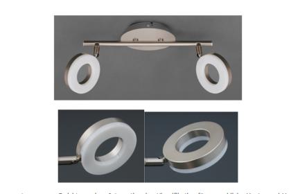 Brilon luminaire design