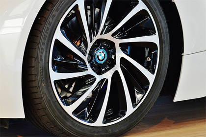 Kraftfahrzeugfelgen BMW