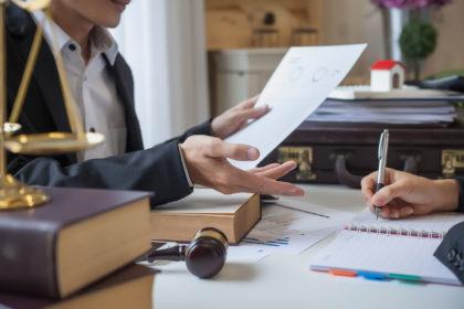 Beratung zum Marken- und Patentrecht