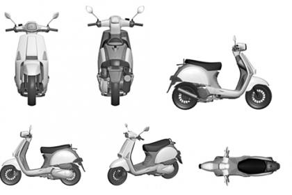 Déjà-vu entscheidend: Piaggio verlor Designstreit um E-Roller