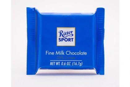 Ritter Sport behält Markenrecht an quadratischer Form