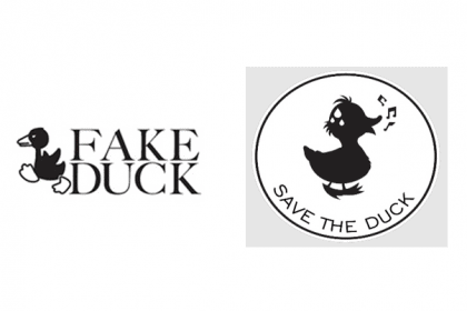 FAKE DUCK vs. SAVE THE DUCK: Likelihood of confusion of figurative marks