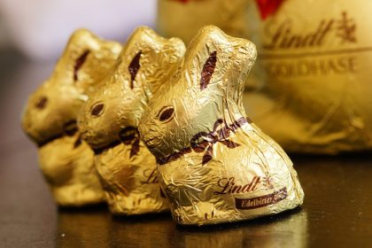 OLG Munich: Golden Lindt easterbunny no color mark