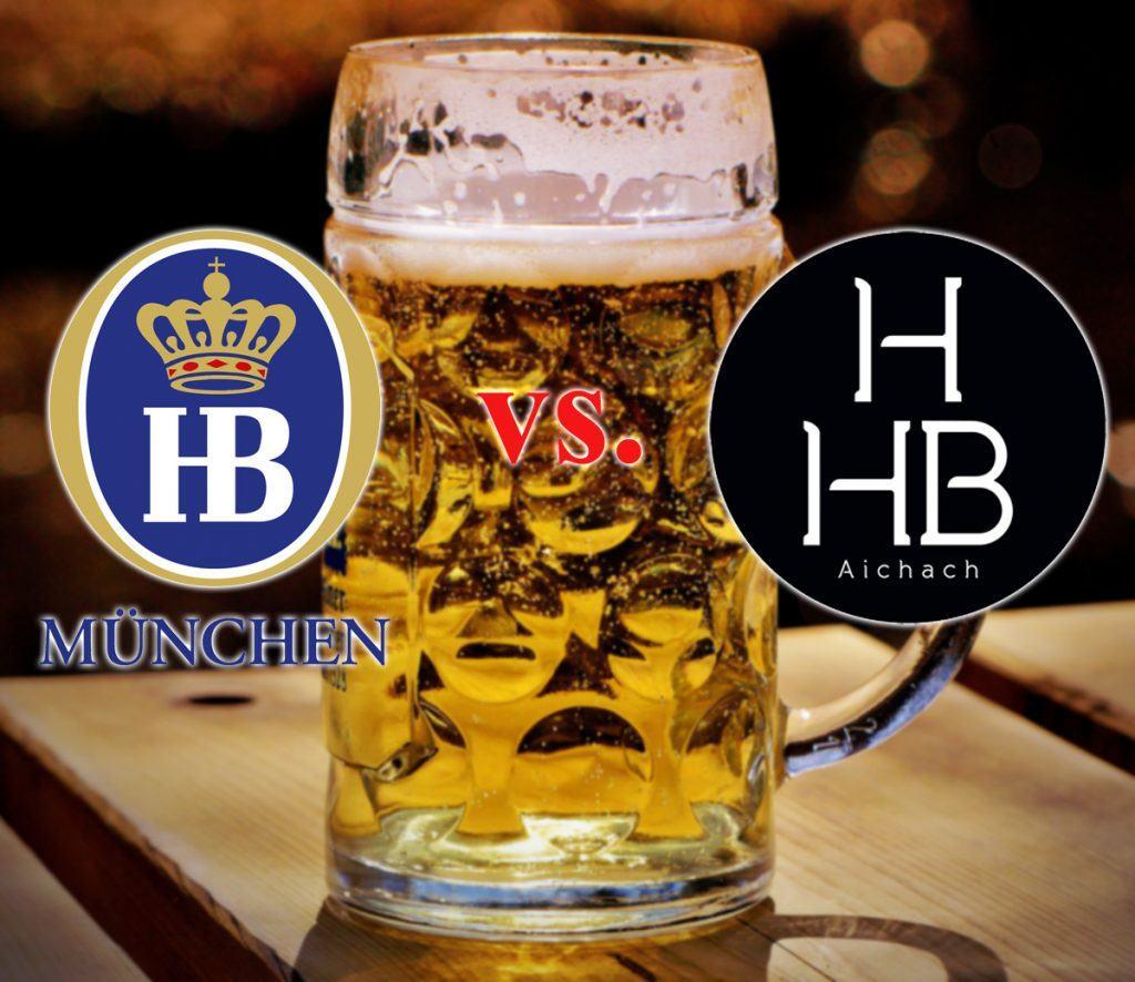 Bier-Markenstreit-Hofbräu-München-HHB-Aichach