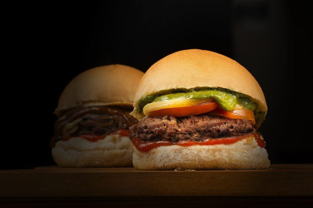 Burger Frankfurt