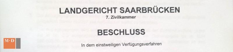 Einstweilige-Verfuegung-Landgericht-Saarbruecken