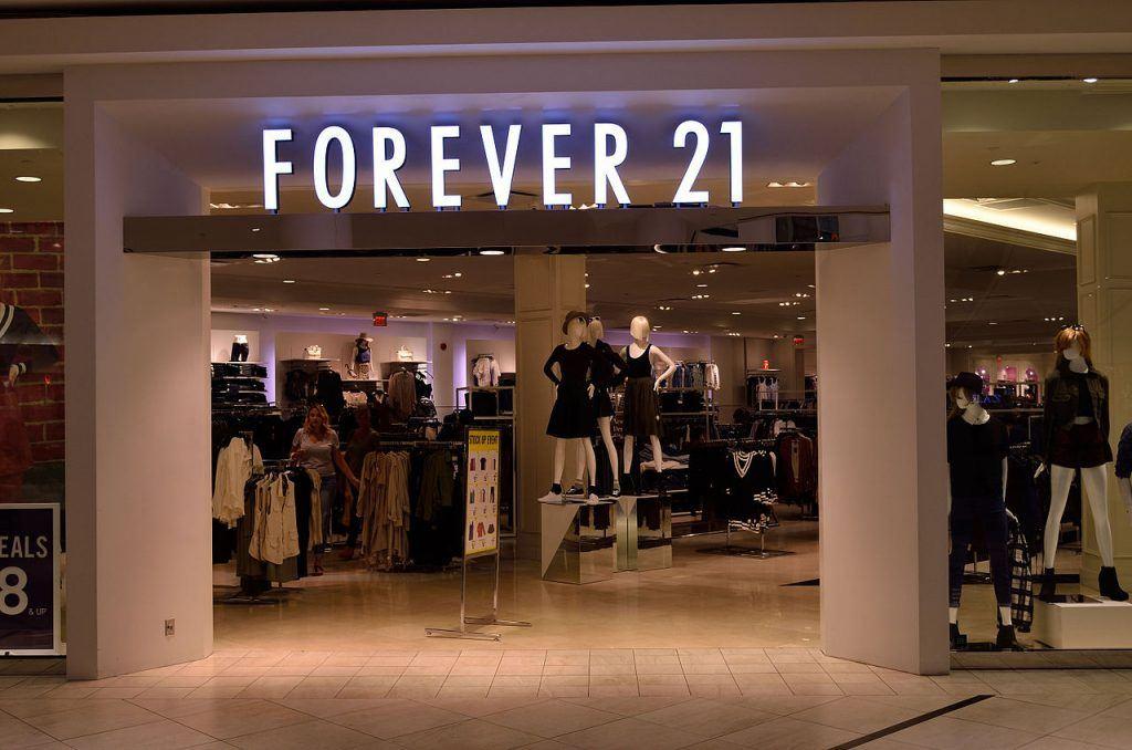Forever21_Store