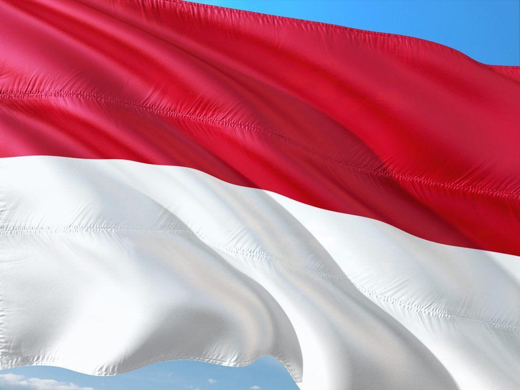 Indonesien_Flagge