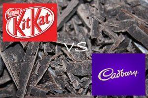 KitKat vs Cadbury