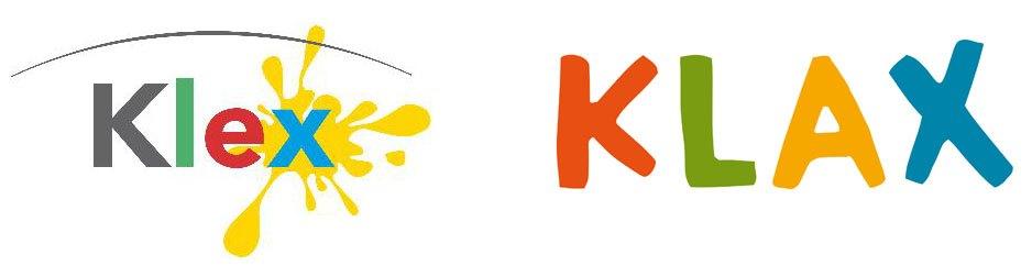 Klex-Klax-Logo-Vergleich