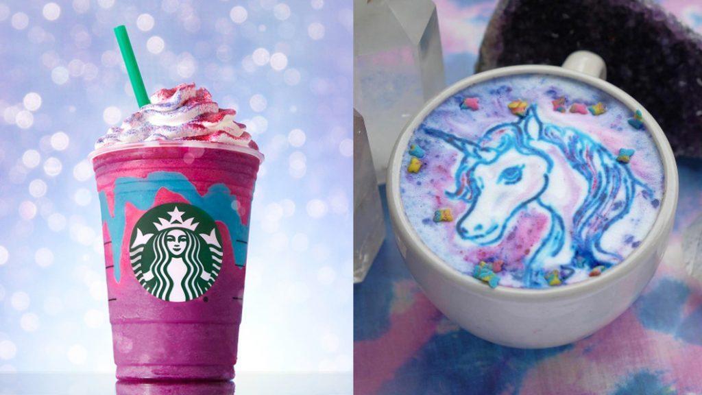 Unicorn_Frappucino_vs_Unicorn_Latte