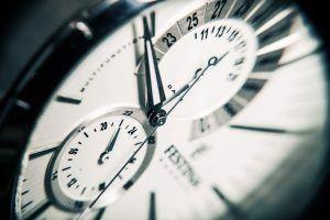 Zeit-Frist-Ablauf-Deadline